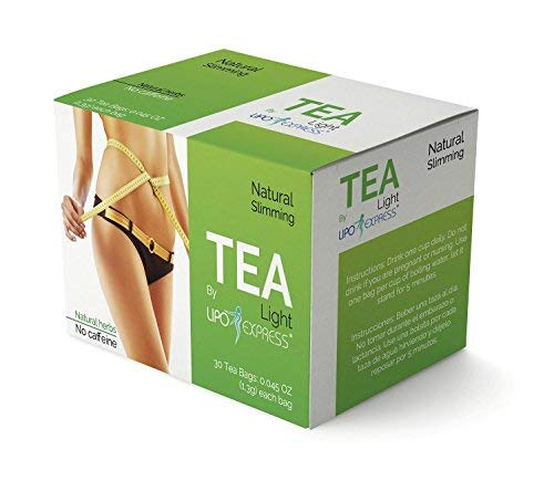 Weight Loss Tea Detox Tea Lipo Express Body Cleanse, Reduce Bloating, & Appetite Suppressant, 30 Day Tea-tox, with Potent Traditional 100% Naturals Herbs, Ultimate Way to Calm and Cleanse Your Body ()
