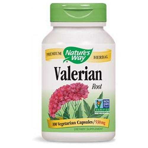 Natures Way Valerian Root