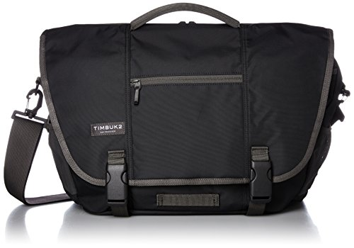 Timbuk2 Commute Messenger Bag, Jet Black, l, Large by Timbuk2