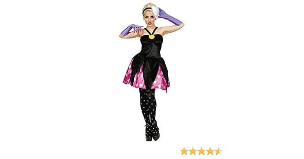Disney La Sirenita Ursula senoras del traje 155cm-165cm 95318 ...
