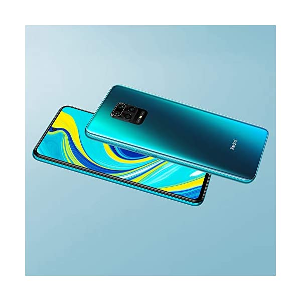Xiaomi Redmi Note 9S Smartphone, 6GB RAM 128GB ROM, 6.67″ Dot Drop Pantalla, Qualco mm Snapdragon 720G procesador, 48MP Cámara Cuádruple, Global Versión, Aurora Blue