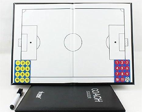 AGPtek – Pizarra magnética de fútbol Entrenador de fútbol tácticas de táctica para Sport