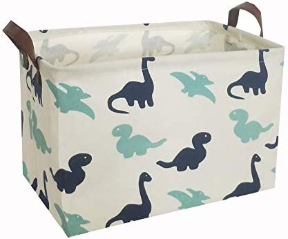ESSME Rectangular Collapsible Organizer Dinosaur product image