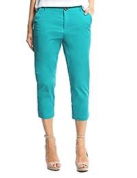 Dockers Pantalón The Weekend Capri Pantalones para Mujer