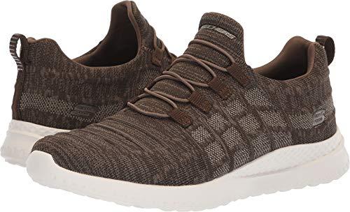Skechers Men's Matera - Freymere Slip-On Shoe, Brown, Size 9