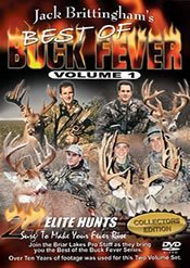 Best of Buck Fever Volume 1 ~ Deer Hunting DVD New