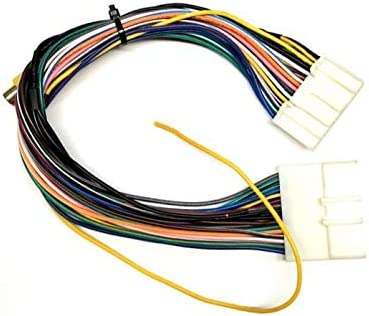 Add Aftermarket Backup Reverse Camera to Factory OEM Display//Nav Car Stereo Radio Wire Harness for Some Nissan Vehicles w//OEM 4.3 Screen See Compatible Vehicles Below