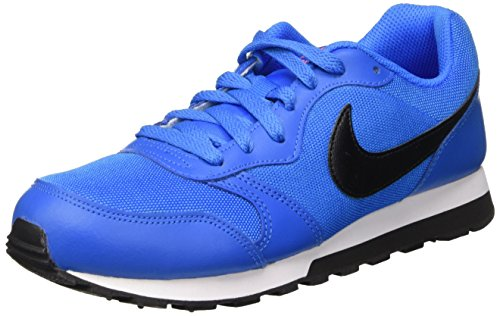 2 photo Orng On Md blk Runner Gar gs Blue white Nike ttl Gymnastique Bleu qEf8w7
