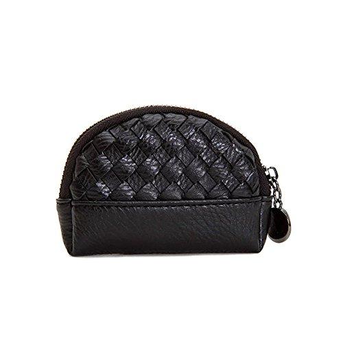 eyx-formula-fashion-pu-leather-zip-wallet-coin-purse-handbag-portable-weave-clutch-wallet-key-packet
