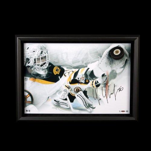 Tim Thomas Autographed Boston Bruins
