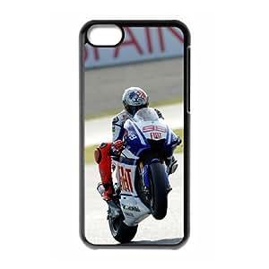 Valentino Rossi For iPhone 5C Csaes phone Case THQ139360