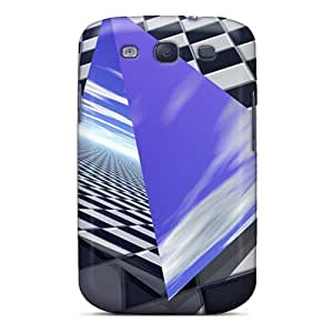 New Style Tpu S3 Protective Case Cover/ Galaxy Case - Point Of View