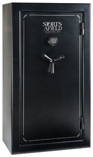 0.67 Hr Fireproof Executive Electronic Lock Gun Safe Size: 60