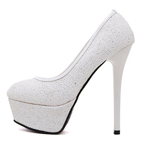 1TO9 Plateforme Blanc 1TO9 Plateforme Blanc Inconnu Inconnu Femme Femme XAOYnSn