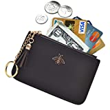 Best Mini Wallets - Tovly Womens Mini Leather Coin Purse Cash Wallet Review