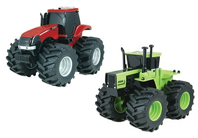 "TOMY International 8""Case IH Monster Tread Vehicle"
