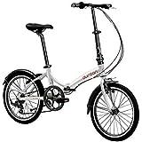 Bicicleta Dobravel Rio Prata - Durban