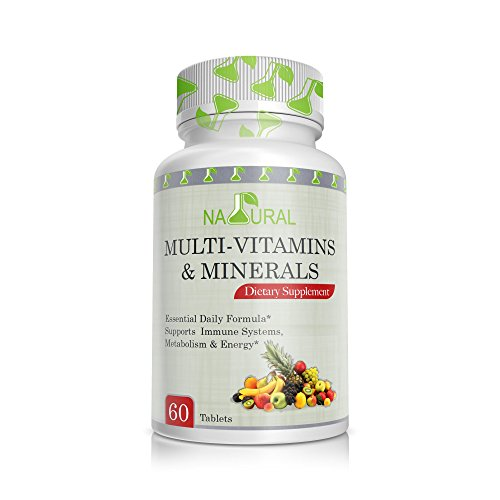 Senior Formula 100 Tablets - Multi-Vitamin s & Minerals, 60 Tablets is a comprehensive multiple vitamin and mineral formula suitable for adolescents, adults, and seniors.