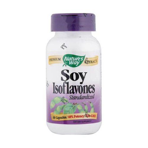 Nature'S Way Soy Isoflavone Extract 60 ()