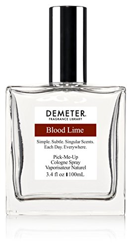 Demeter Cologne Spray, 3.4 oz, Blood Lime