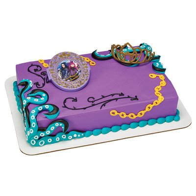 Descendants Rock This Style Cake Decorating Set by DecoPac