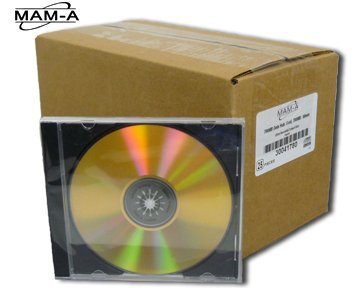MAM-A 80min Archive Gold Thermal in Jewel Case ( Price based on purchase of 1-Piece) MAM-A (Formerly MITSUI) LYSB0089Y5J96-CMPTRACCS