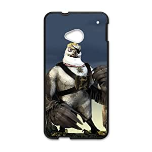 Valiant HTC One M7 Cell Phone Case Black YSR