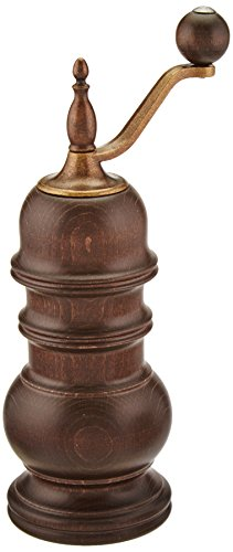 Zassenhaus Speyer 5.1-Inch Dark Stained Beech Pepper Mill (Best Grinder In The World)