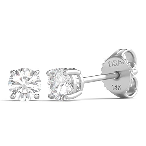 Diamond Studs Forever Solitair