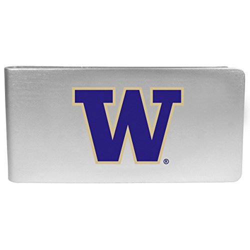 NCAA Washington Huskies Logo Money Clip