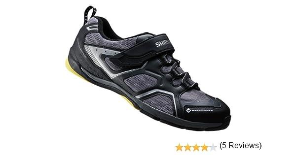 Shimano Zapatillas MTB CT70 Negro: Amazon.es: Deportes y aire libre