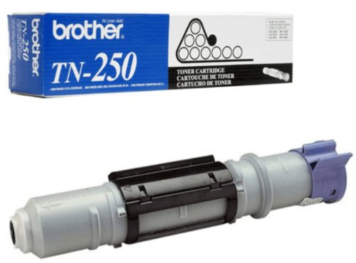 4600 Smart Print Cartridge - Genuine Brother TN250 Toner Cartridge in Retail Packaging