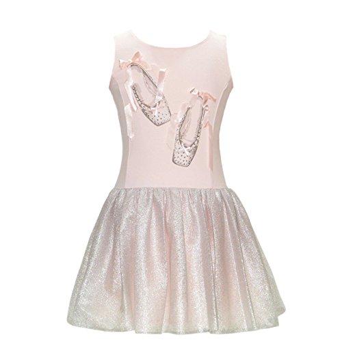 Biscotti Girls Ballerina Tutu Dress Medium (5/6)