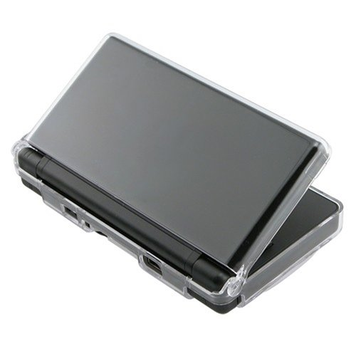 - Everydaysource Compatible With NINTENDO DS Lite Crystal Case , Clear