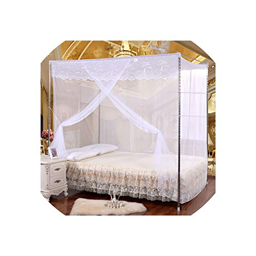 Baby Curtain Bebek Bed Tent Girl Room Mosquito Nets for Dossel Bed Mosquito Net Mosquito Net,Model G,1.8X2.2M Bed