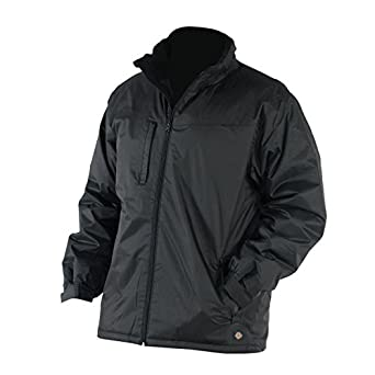 Amazon.com: Dickies Mens Fulton Contract Waterproof Work Jacket ...