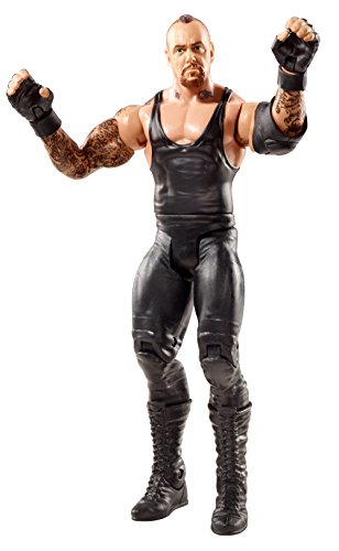 WWE Undertaker Wrestle Mania Heritage Figure - Series #26 by WWE