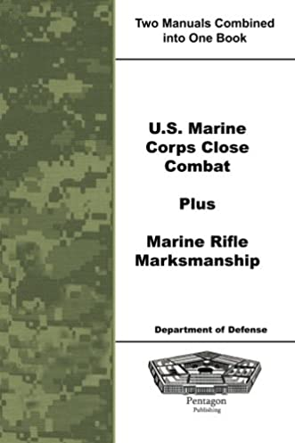 u s marine corps close combat plus marine rifle marksmanship rh amazon com M40 Rifle usmc m16 marksmanship manual