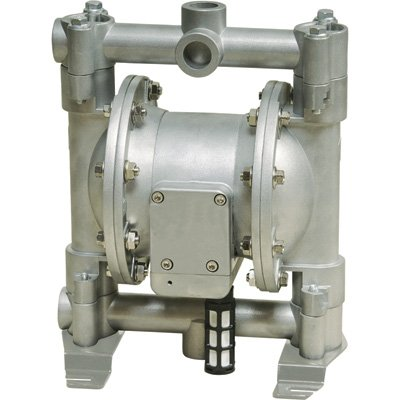 Roughneck Air-Operated Double Diaphragm Pump - 12 GPM, 1/2in. Inlet & Outlet