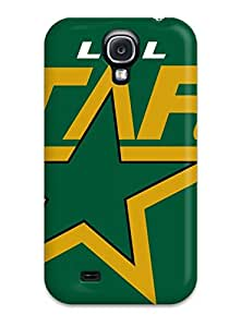 Hot Snap-on Dallas Stars Texas (36) Hard Cover Case/ Protective Case For Galaxy S4