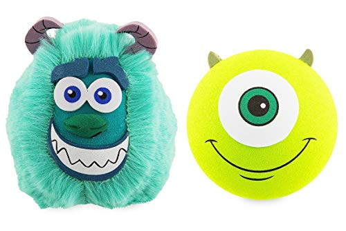 Disney Sulley and Mike Wazowski Antenna Topper Set Monsters, Inc.]()
