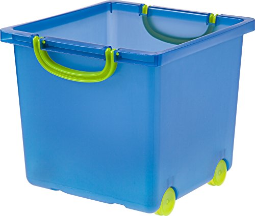 IRIS Toy Storage Pack Blue