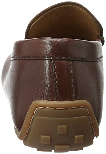 Clarks Reazor Edge, Mocassini Uomo Marrone (British Tan)