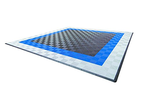 Ford Double Car Parking Pad by Ribtrax - Design 1