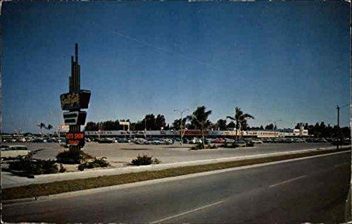 Southgate Shopping Plaza Sarasota, Florida Original Vintage - Southgate Shopping