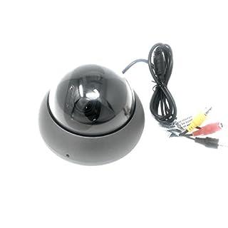 Speco Technologies HT7246T Intensifier T HD-TVI 2MP Indoor/Outdoor Day & Night Dome Camera, 2.8-12mm Auto Iris Varifocal Lens, 1920x1080, 30fps, Dark Gray Housing
