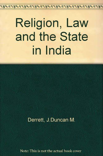 religion and law in india