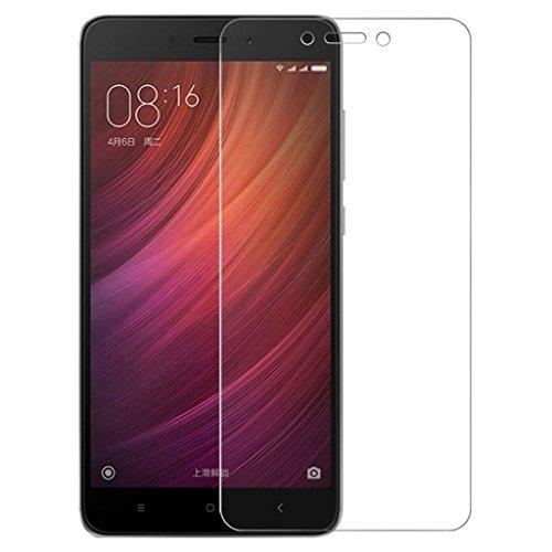 [2 Packs] Xiaomi Redmi 5A Screen Protector, Xiaomi Redmi 5A Tempered Glass Screen Protector, HD Clear Screen Guard for 5.0'' Xiaomi Redmi 5A [NOT fit 5.5'' Xiaomi Redmi Note 5A]