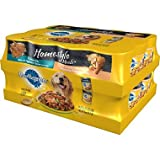 Pedigree Homestyle Choice Cuts Wet Dog Food, Variety Pack (13.2 oz., 24 ct.) (pack of 6)