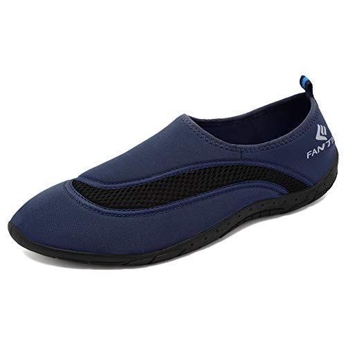 Beach Quick Pool Boating Surf Shoes Water 3navy Drying Sports Women Shoes Swim CIOR Men Aqua wIqvvzF